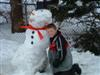 Jason and the snowman